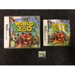 World of Zoo Nintendo DS...