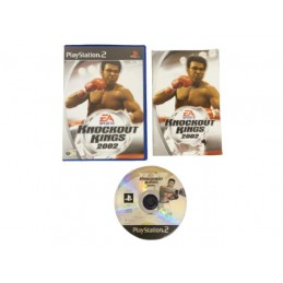 Knockout Kings 2002 PAL PS2...