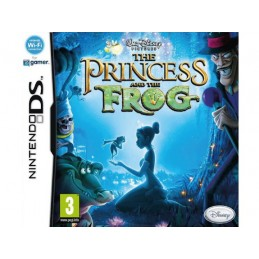 The Princess and the Frog...