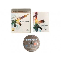 Bodycount PAL PS3...