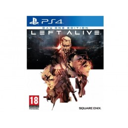 Left Alive - Day One...