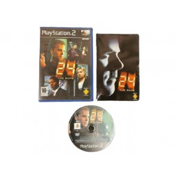 24: The Game PAL PS2...