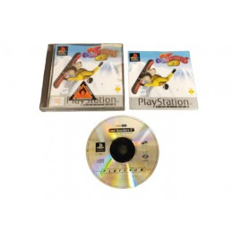 Coolboarders 2 PAL PSOne...