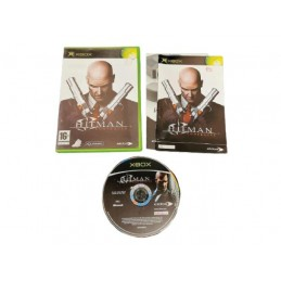 Hitman: Contracts PAL XBOX...