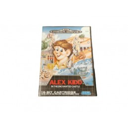 Alex Kidd in the Enchanted...