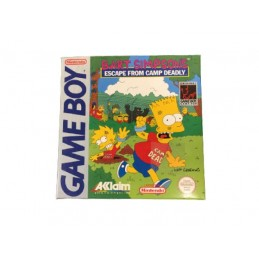 Bart Simpson's: Escape From...