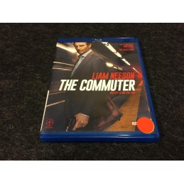 The Commuter Blu-ray Movie