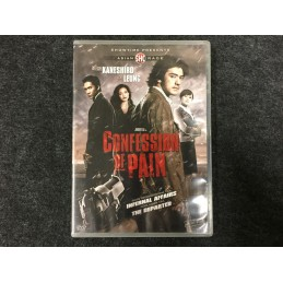 Confession of Pain DVD Movie
