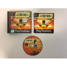 This is Football PSOne...