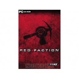 Red Faction PC CD-ROM