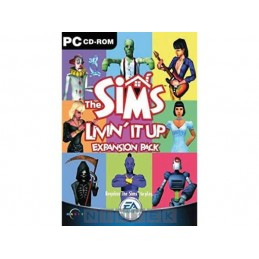 The Sims: Livin' It Up...
