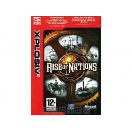Rise of Nations PC CD-ROM
