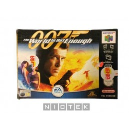 007: The World is not...