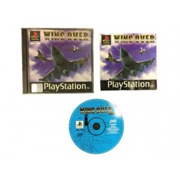 Wing Over PSOne Playstation...