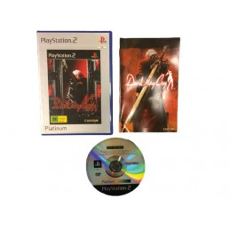 Devil May Cry PS2...