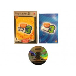 EyeToy: Play 3 PS2...