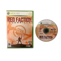 Red Faction: Guerrilla XBOX...