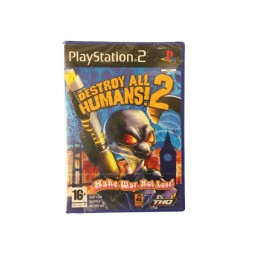 Destroy All Humans! 2 PS2...