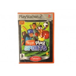 EyeToy: Play Sports PS2...