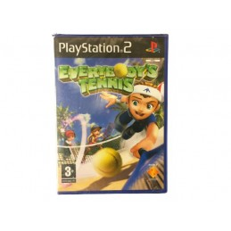 Everybody's Tennis PS2...