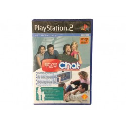 EyeToy: Chat PS2 Playstation 2