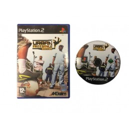 Urban Freestyle Soccer PS2...