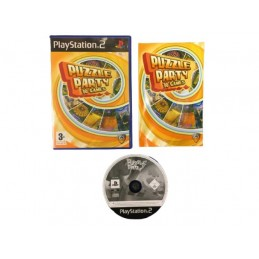 Puzzle Party PS2...