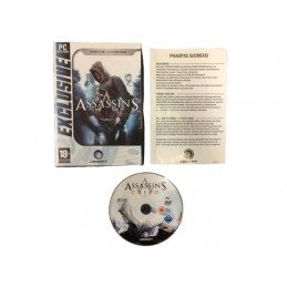Assassin's Creed PC DVD-ROM