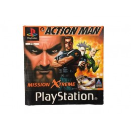 MANUAL Action Man: Mission...
