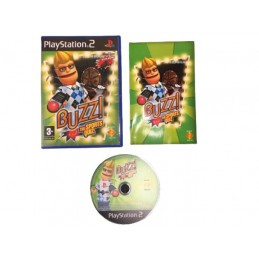 Buzz!: The Sports Quiz PS2...