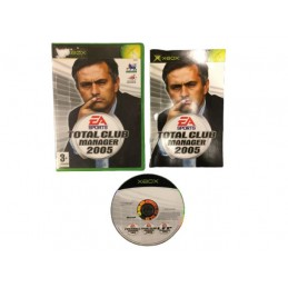 Total Club Manager 2005...