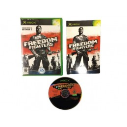 Freedom Fighters XBOX...