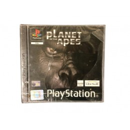 Planet of the Apes PSOne...