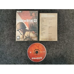 Day of Defeat Source PC CD-ROM