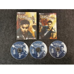 Dead to Rights PC CD-ROM...