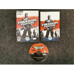 Freedom Fighters PC CD-ROM...