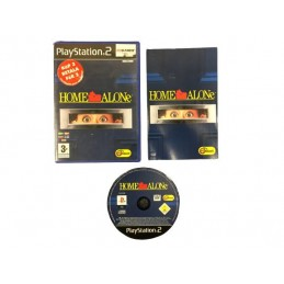 Home Alone PS2 Playstation...