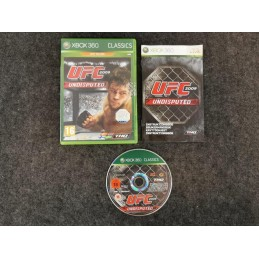 UFC 2009 Undisputed PAL...