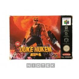 Duke Nukem 64 SCN Nintendo...