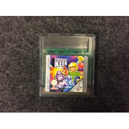 Commander Keen Gameboy...