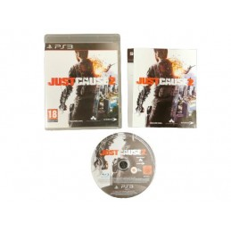 Just Cause 2 PS3...