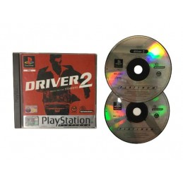 Driver 2 PSOne Playstation...