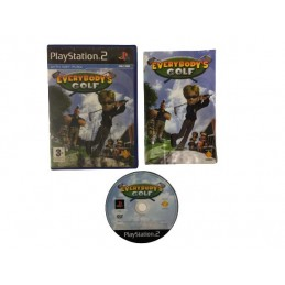 Everybody's Golf PS2...