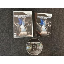 Transformers: The Game...