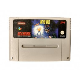 Another World SCN Snes