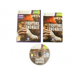 Fighters Uncaged XBOX 360...
