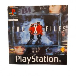 Manual The X-Files Game...
