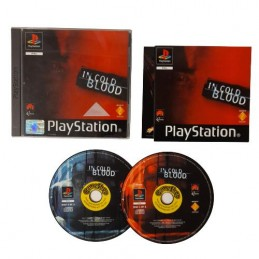 In Cold Blood Playstation 1