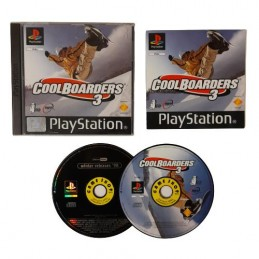 Cool Boarders 3 Playstation 1