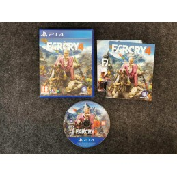 Far Cry 4 PS4 Playstation 4...